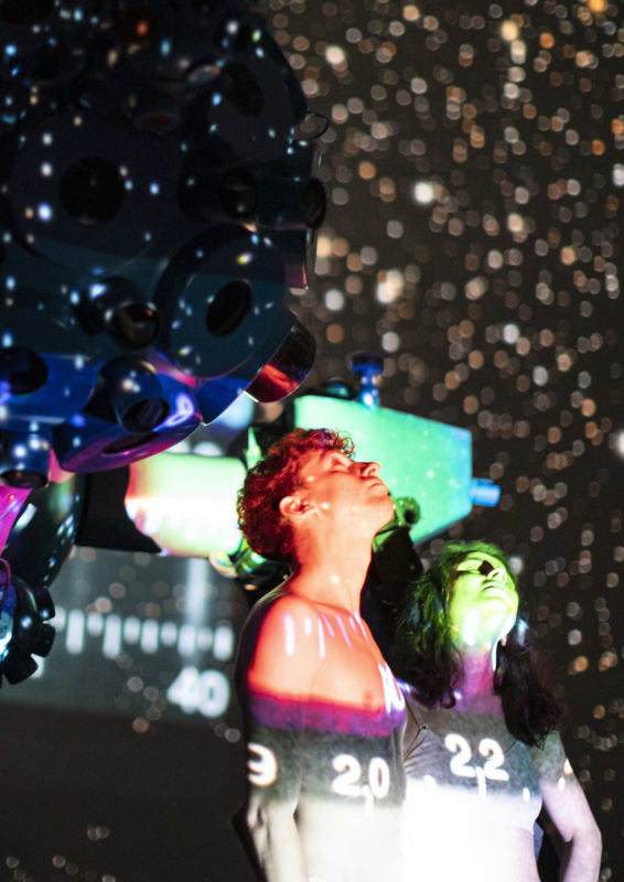 Hello Universe! / Planetarium