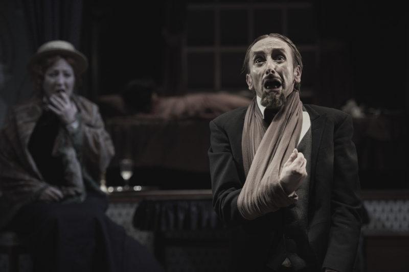 Podivuhodný případ pana Holmese #5