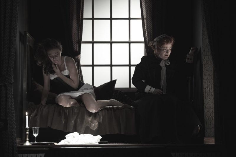 Podivuhodný případ pana Holmese #6