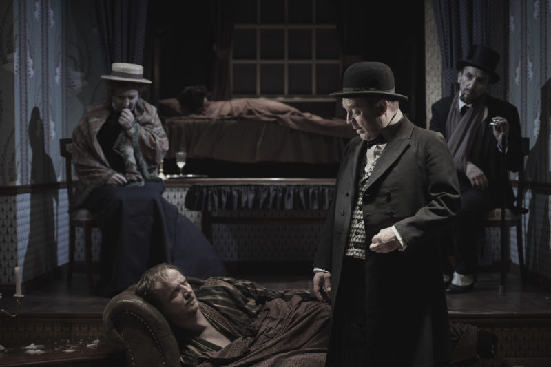 Podivuhodný případ pana Holmese #7